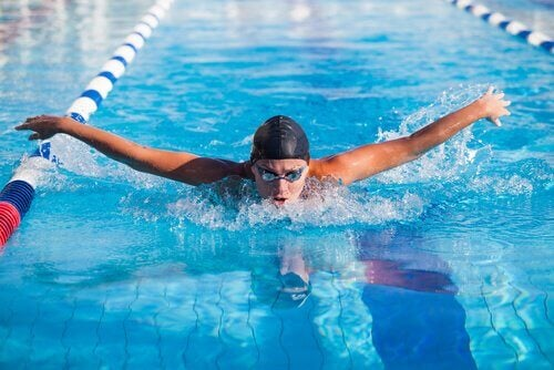 I benefici psicologici del nuoto