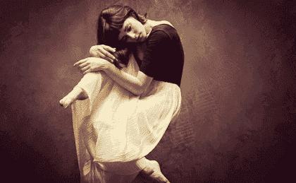 Senso di vuoto: la depressione che non fa provare nulla