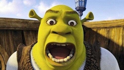 Shrek urla