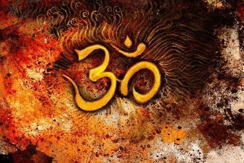 Simbolo mantra Om