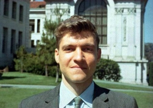Theodore Kaczynski ad Harvard