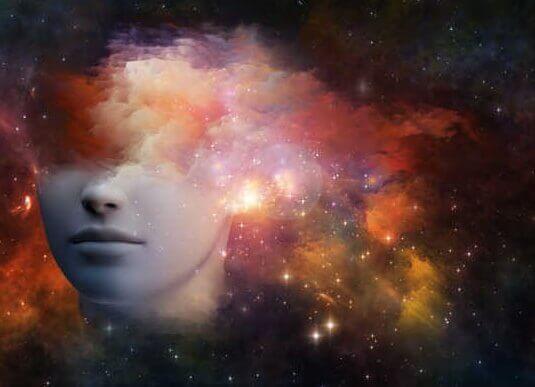 Viso nella galassia