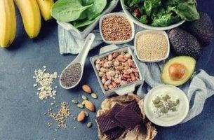 Alimenti della dieta antidepressiva