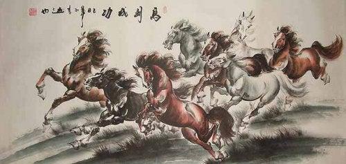 Racconto cinese su il contadino saggio