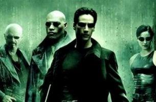 Attori di Matrix