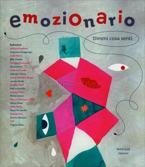 Emozionario, meraviglioso libro per educare alle emozioni