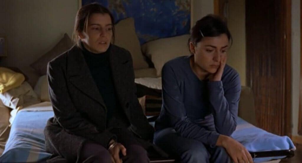 Pilar e Ana