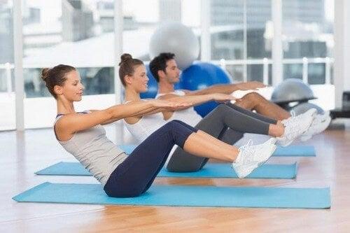 Pilates per principianti