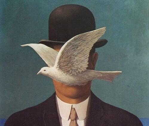 Quadro di Magritte