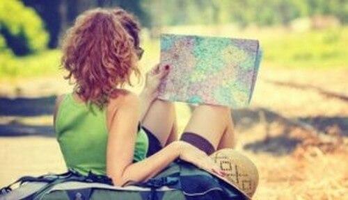 Viaggiare migliora la salute mentale