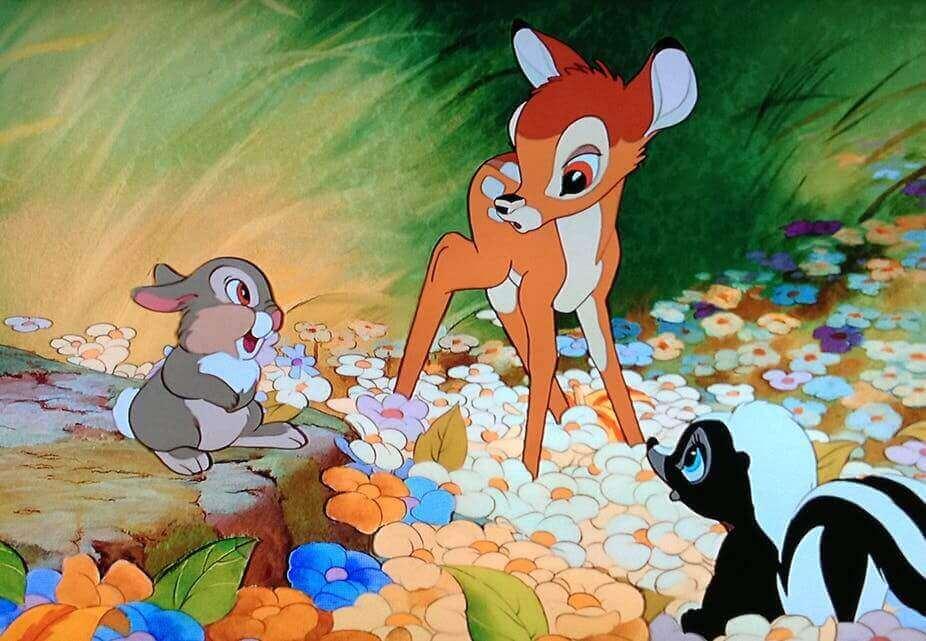 Scena Bambi