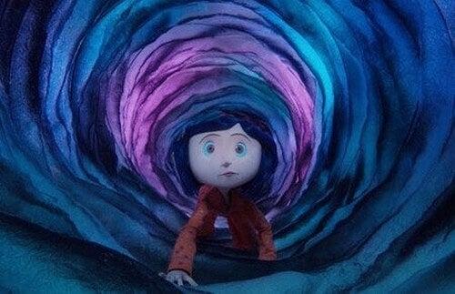 Coraline e la porta magica: la ricerca della perfezione