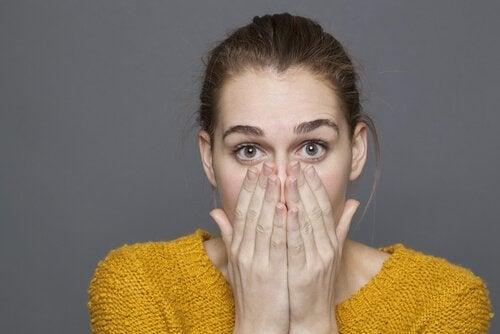 Sindrome da riferimento olfattivo: faccio puzza?