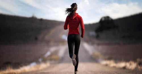 Guarire da una dipendenza facendo sport
