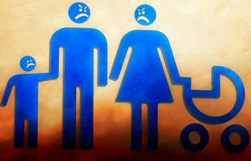 Famiglia invalidante: zavorra per lo sviluppo personale