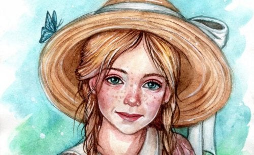 Illustrazione di Pollyanna