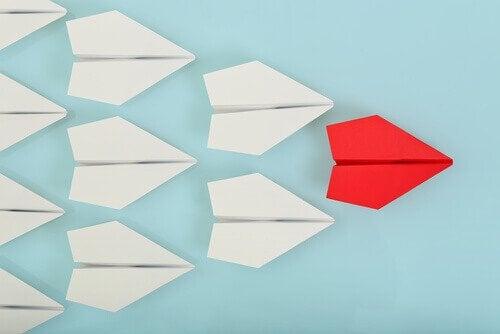 Leadership e identità sociale