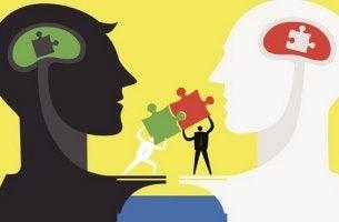 Profili di persone stress durante una negoziazione