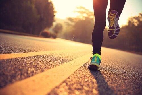 Running in città