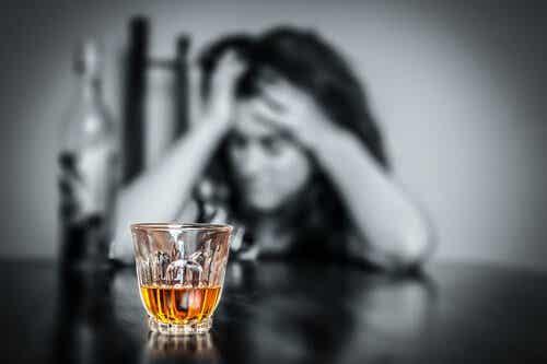 Disturbo da consumo di alcol
