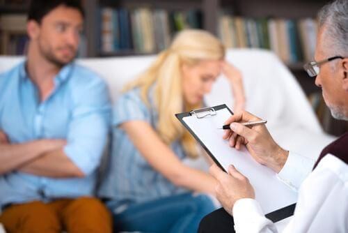 Genitori dallo psicologo