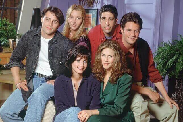 Friends: serie che ha segnato una generazione