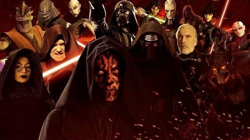 Star Wars: il lato oscuro della forza (psicologica)