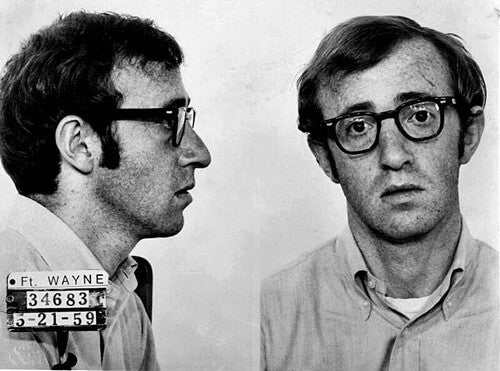 Woody Allen in prigione