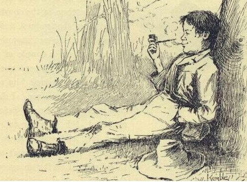 Le avventure di Huckleberry Fynn
