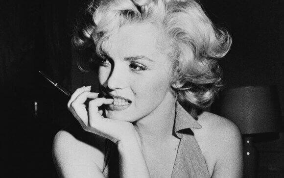 Citazioni di Marilyn Monroe, costruzione di un mito