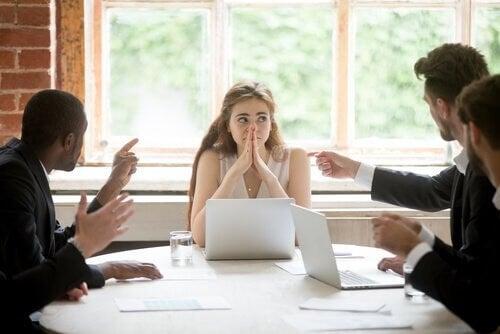 Conflitti sul lavoro: i 4 più comuni