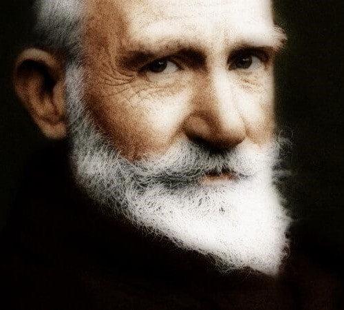 George Bernard Shaw: 7 argute citazioni