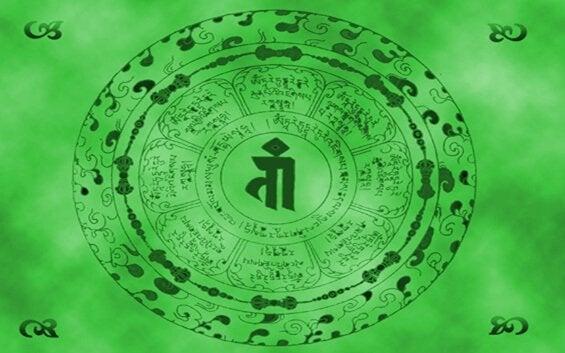 Immagine buddista