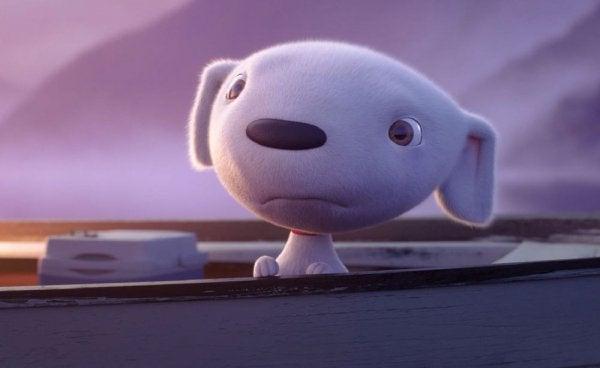 Joy Story, immagine del cortometraggio