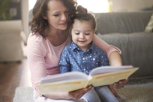 Leggere favole ai più piccoli: quali sono i benefici