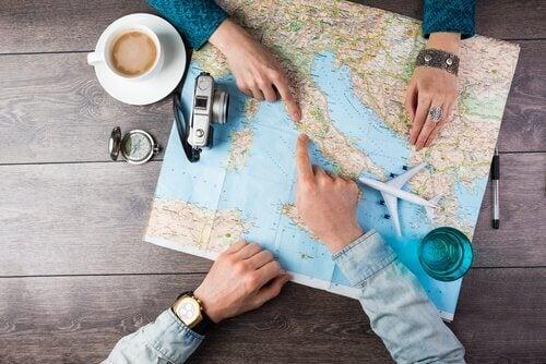 Viaggiatori instancabili