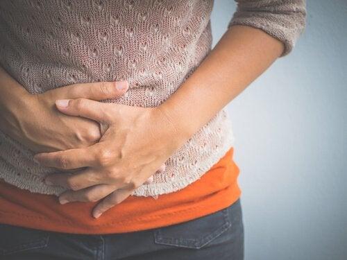 """Mal di stomaco causato dall""""ansia"""