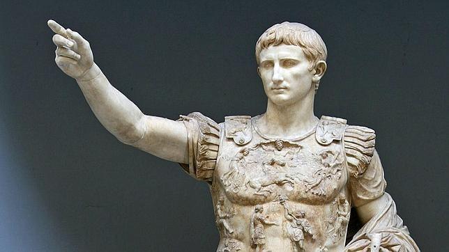 Statua di Cesare Augusto