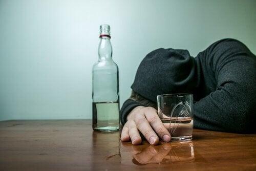Adolescente con drunkoressia