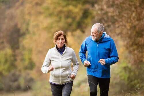 Benefici dell'attività fisica negli anziani