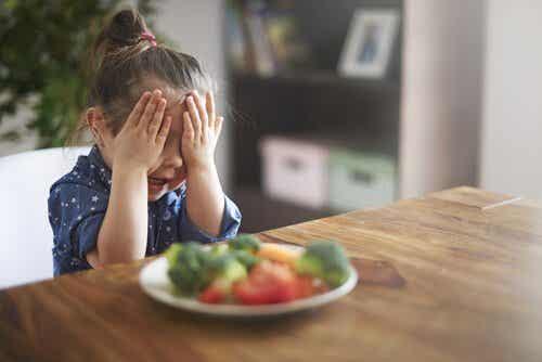 Neofobia alimentare, di cosa si tratta?