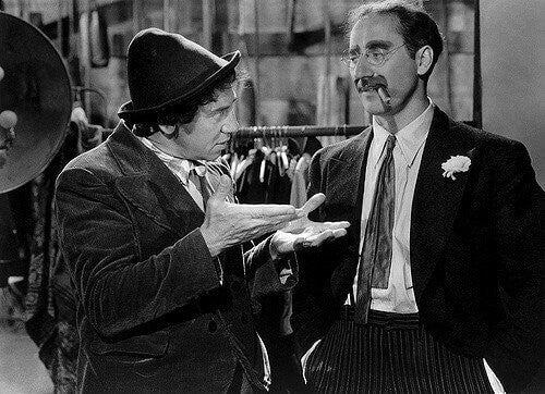Frasi divertenti di Groucho Marx