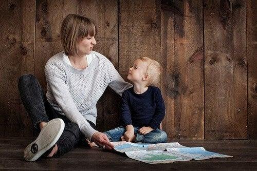 Famiglie monogenitoriali: forze e debolezze