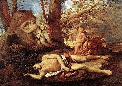 Narciso messo a morte