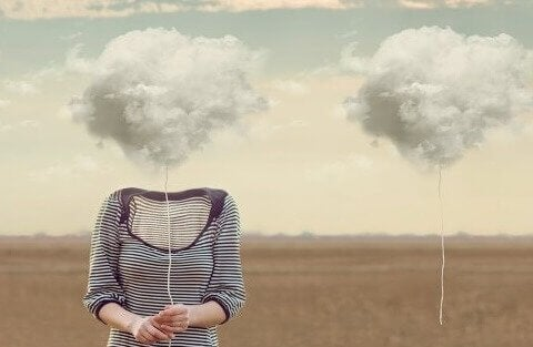 Persona nuvola