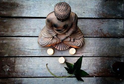 Affrontare la paura secondo il buddismo