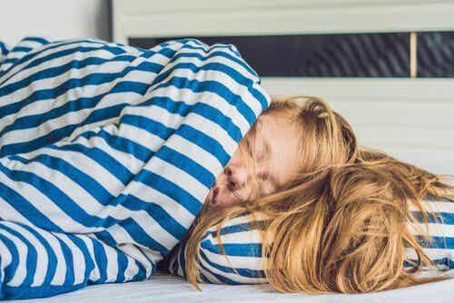 Dormire molto e gli effetti sulla salute