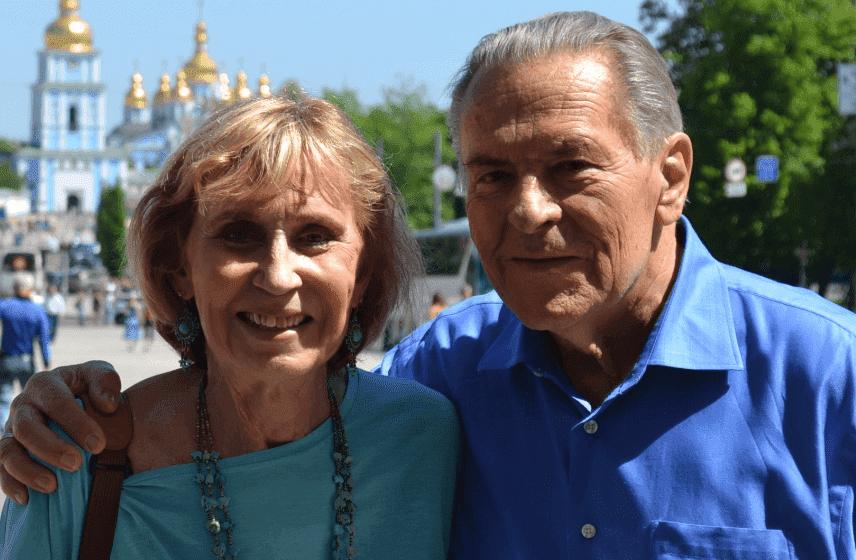 Christina e Stan Grof