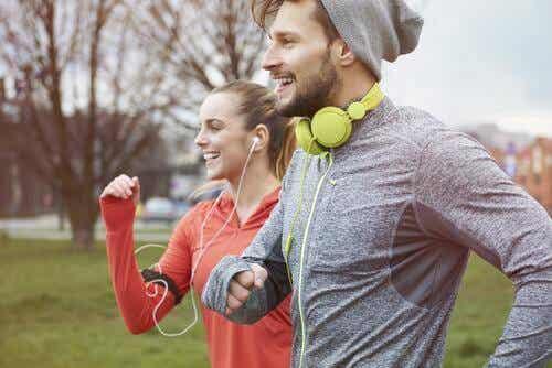 Dieci minuti di attività fisica al giorno e la felicità