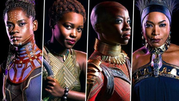 Protagoniste femminili di Black Panther